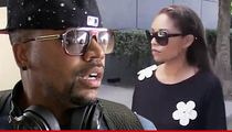 Columbus Short Divorce -- 'Scandal' Made My Cheapskate Husband Rich