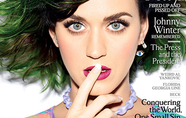 Katy Perry Covers Rolling Stone, Talks Haters & Having Babies!