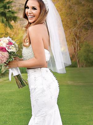"""Vanderpump Rules"" Star Scheana Marie Weds -- See Her Wedding Dress!"