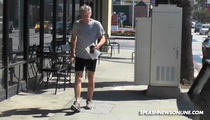 Harrison Ford -- Not Quite Full Force ... After 'Star Wars' Injury