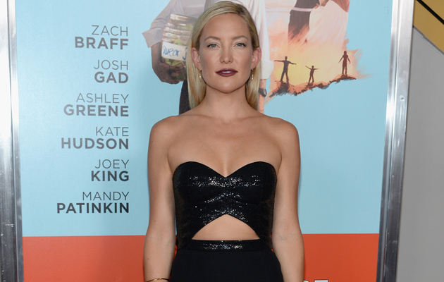 Video: Kate Hudson Reveals Her Best On-Screen Kiss