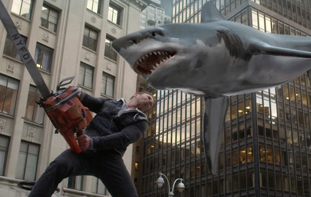 "The 5 Most Ridiculous Moments from ""Sharknado 2: The Second One"""