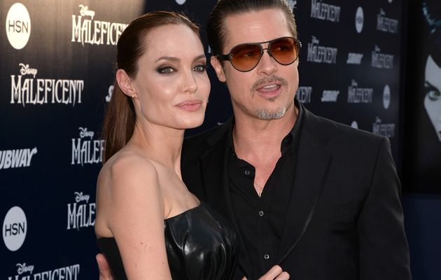 Angelina Jolie & Brad Pitt Used To Send Handwritten Love Letters To Each Other