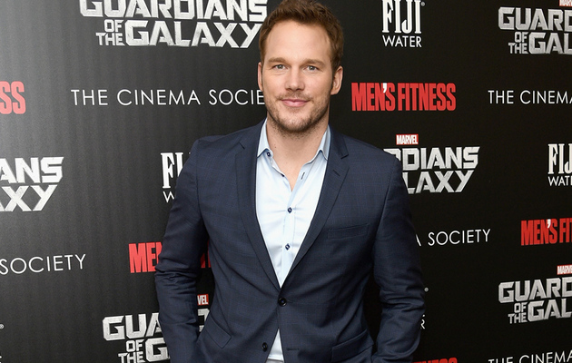 "Chris Pratt's 5 Best Moments from ""Guardians of the Galaxy"" Press Tour"