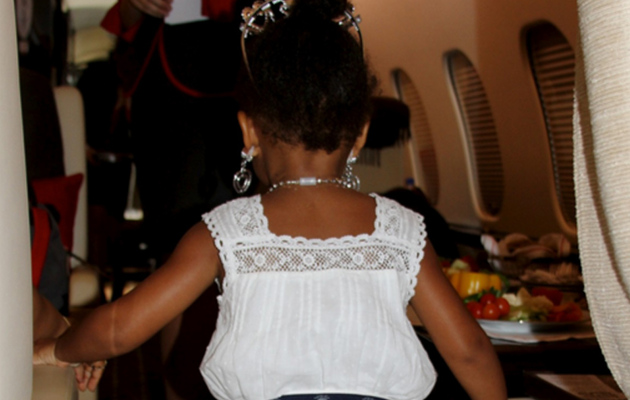 Beyonce Shares New Photos Of Blue Ivy Amid Jay-Z Split Rumors
