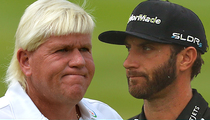 John Daly -- I Want to Help Dustin Johnson ... But Only If ...