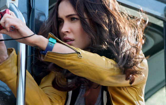 Megan Fox: I Don't Feel Ashamed of My Skin-Baring Past