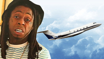 Lil Wayne -- Sued By Jet Company -- We Got You High ... And You Stiffed Us
