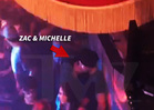 Zac Efron & Michelle Rodriguez -- Make Out Session in Ibiza Nightclub (VIDEO)
