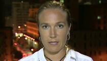 CNN Sued Over Correspondent Who Bit EMTs in Drunken Rage