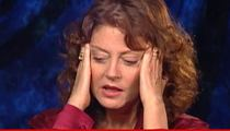 Susan Sarandon -- Hit By Crafty Burglar ... Laptop, Jewelry Stolen