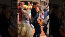 Kevin Bacon -- Everybody Cut Loose ... He's Singing Footloose