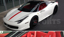 Paul George -- Check Out My Amazing New Car ... That I Can't Drive