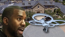 Kanye West -- I Fear Electrocution By Drone