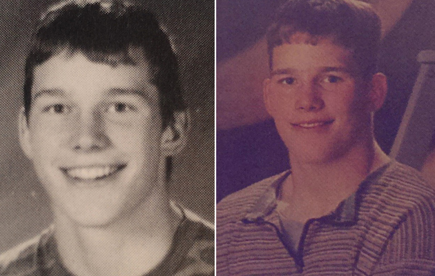 Chris Pratt's Yearbook Photos Revealed -- And They're Adorable!