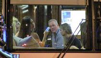 Jerry Jones' Son Stephen -- Hey Ladies, Let's Party ... On My Dallas Cowboys Bus!!