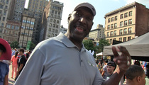 Darryl Dawkins -- Stevie Wonder Can See ... I Know This!!