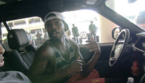 NBA Player Dorell Wright -- I Wanted to Get Married in Jordans ... But I Got Veto'd