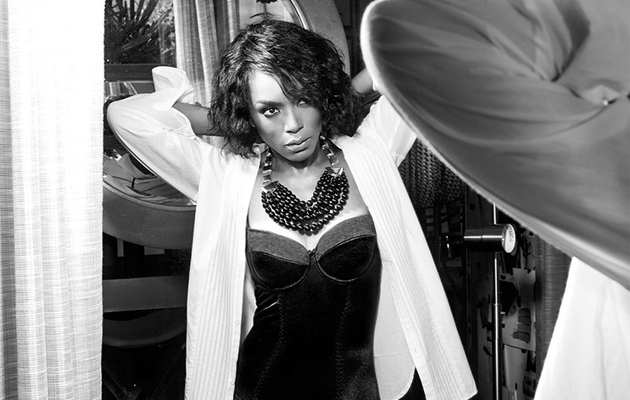 Angela Bassett, 55, Looks Stunning in Sexy Lingerie -- See the Pics!