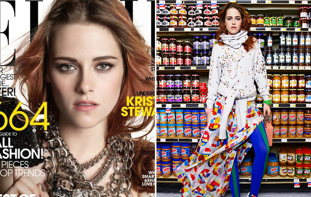 Kristen Stewart Talks Growing Career & Dealing With That Paparazzi