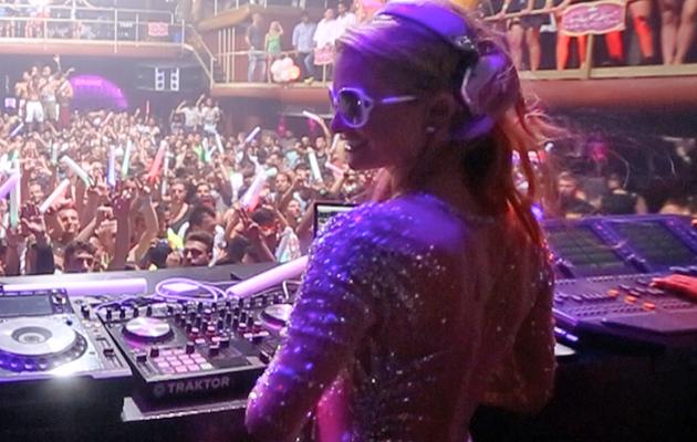 Video: Paris Hilton Kills It at Ibiza Residency Opening Night