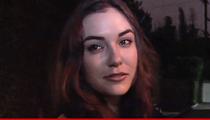 Porn Star Sasha Grey -- My Abusive Ex Claimed He Was a DIA Spy!