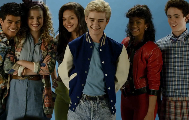 "See a Sneak Peek of ""The Unauthorized Saved by the Bell Story"""