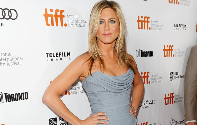 "Jennifer Aniston Talks Weight, Says ""I'm Not Injecting S**t Into My Face"""