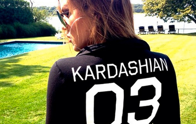 Khloe Kardashian Tries to Out-Booty Kim -- See the Pic!
