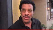 Lionel Richie -- Pays IRS Brickhouse More than a Mil
