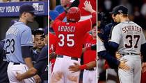 Major League Baseball Stars -- We're Slap-Happy!