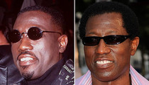 Wesley Snipes: Good Genes or Good Docs?