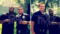 Ray J -- Police Shooting ... LAPD Investigates