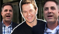 Mark Walberg -- Don't Ask Me About Transformers ... I'm Not Mark Wahlberg!
