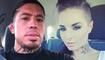 War Machine -- Tweets to Beaten Porn Star GF Christy Mack … Remains Silent on Wherabouts