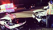 The Rock -- Police Chase Preceded Mom's Head-On Crash