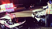 Driver in Crash Involving The Rock's Mom Charged with DUI