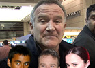 Robin Williams Financially Protected His Kids ... With Strings Attached