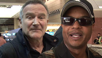 Robin Williams Was 'Selfish' By Committing Suicide -- Todd Bridges