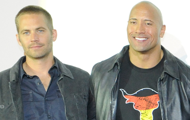 "Dwayne ""The Rock"" Johnson Pays Tribute to Paul Walker"