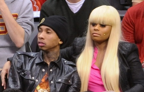 Tyga Before And After
