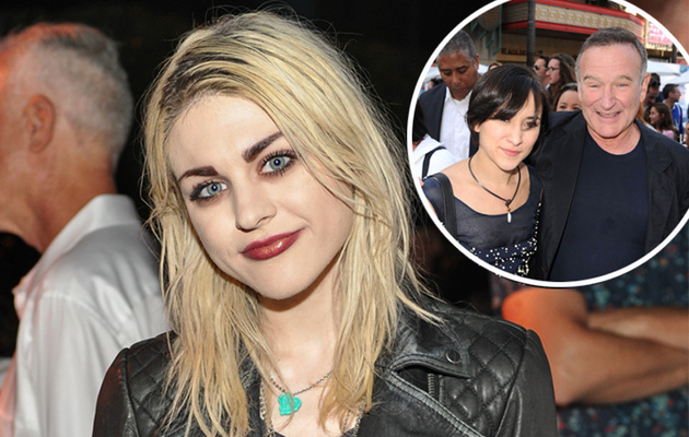 Frances Bean Cobain Offers Support to Robin Williams' Daughter Zelda