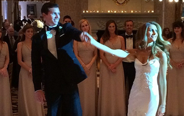 """The Hills"" Reunion -- See Who Attended Jen Bunney's Wedding!"