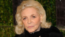 Lauren Bacall Dead -- Dies at 89