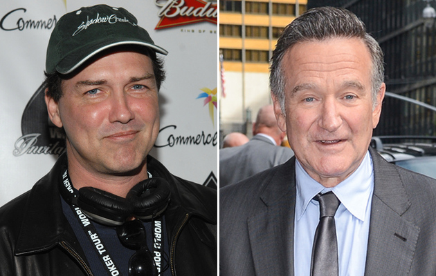Norm MacDonald Remembers Meeting Robin Williams As A Young Comic -- See His Sweet Story