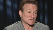 Robin Williams' Last Movie -- Ironic Scene About Alcohol