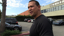 Alex Rodriguez -- Half a Billion Dollars to Blow and His Best Purchase Ever Was ...