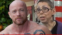 Transsexual Porn Star Buck Angel -- I'm a Man, Baby! Now I Can Get Divorced