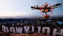 Arrest Could Lead to Drone Controls in Hollywood