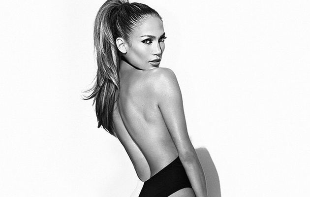 "Jennifer Lopez Shows Off Her ""Booty From the Block"" on New Single Cover"
